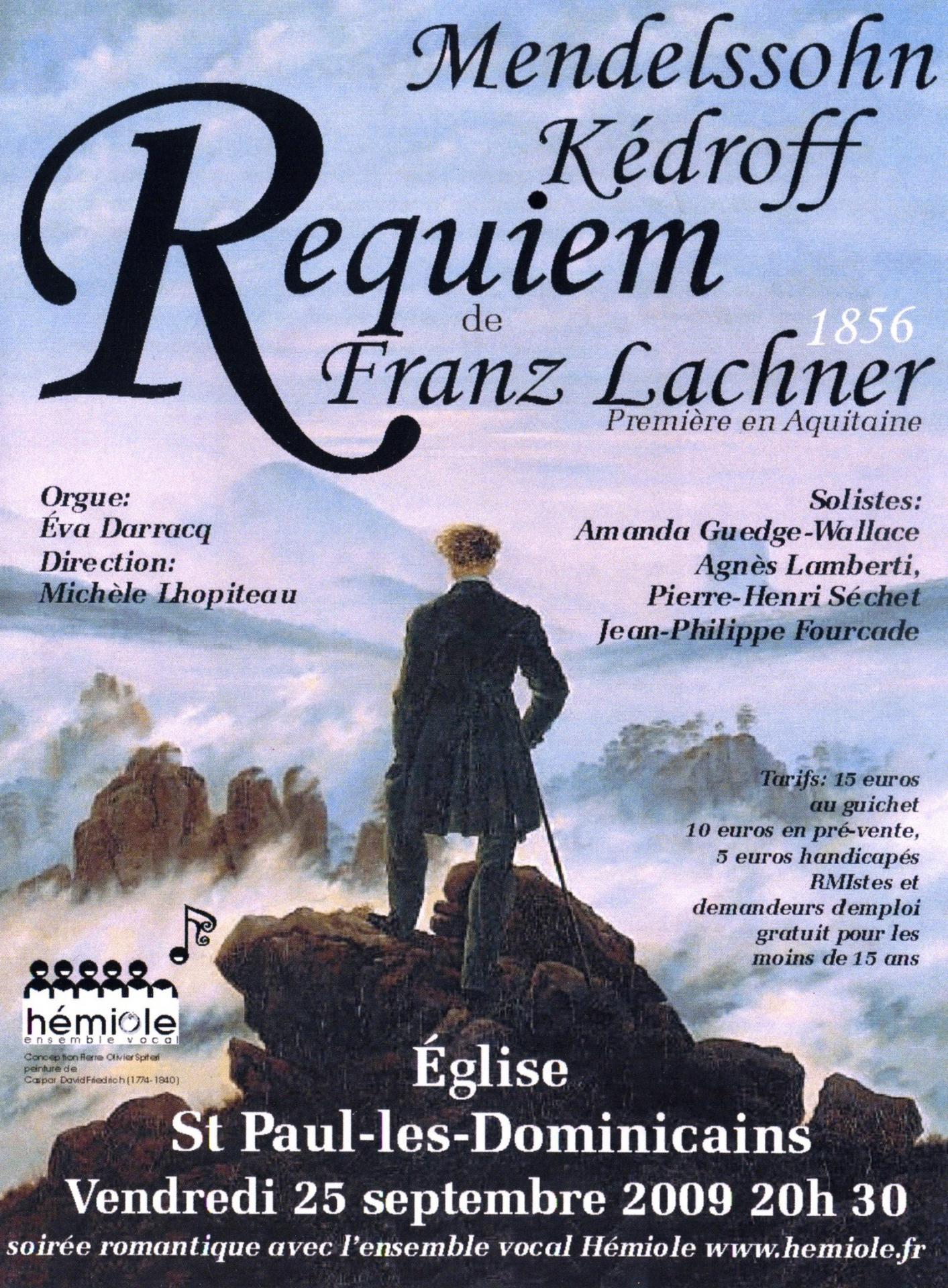 2009 09 25 affiche requiem lachner