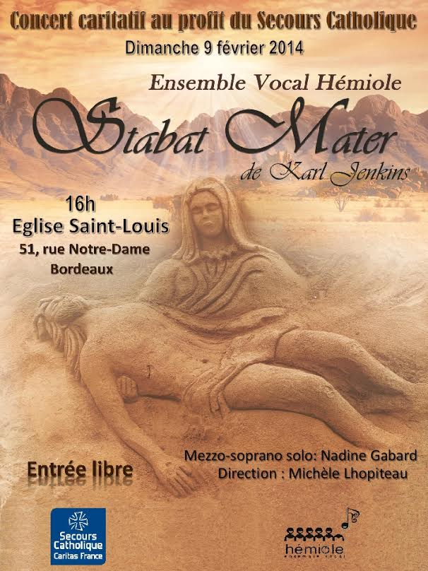 2014 02 09 St louis stabat mater