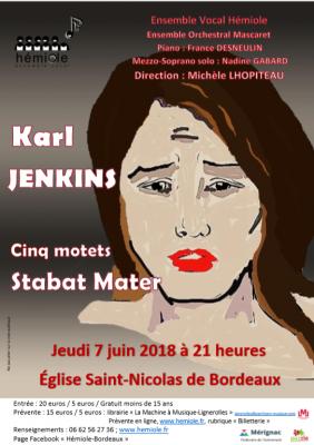 2018 juin Stabat mater