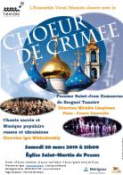 Choeur de crimee 30 03 2019
