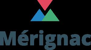 Logo merignac vertical quadri